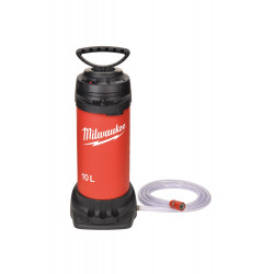 Milwaukee Accessoires Stalen watertank, 10 l, 6 bar