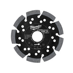 Milwaukee Accessoires SpeedCross diamantslijpschijf AUDD 115