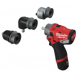 Milwaukee M12 FPDXKIT-202X Accu Compactboorschroefmachine 12V