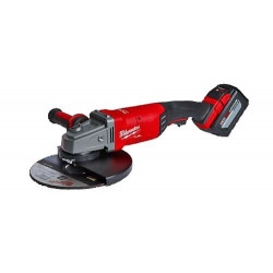 Milwaukee M18 FLAG230XPDB-121C - Li-Ion 230mm haakse slijmachine | 18V 12.0Ah