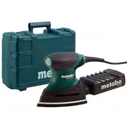 Metabo FMS 200 Intec schuurmachine | 147x100 200w