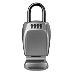 Masterlock Zinc alloy body - Dual locking levers - Optimized storage capacity - P