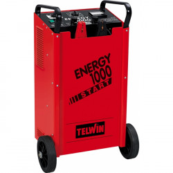 Telwin Mobiele acculader met startbooster Energy 1000 start