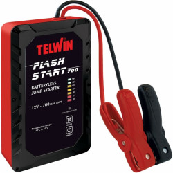 Telwin 12V Acculoze starthulp Flash start 700