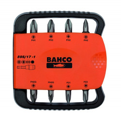 Bahco bits set 17pcs ph,pz,hex,sl | 59S/17-1
