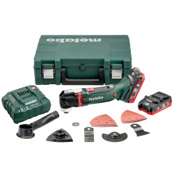 Metabo MT 18 LTX Accu Multitool 18V 2x3.5Ah LiHD in Koffer
