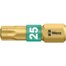 Wera 867/1 BDC BiTorsion Diamond TORX® Bits TX 15x25