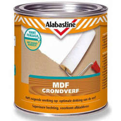 Alabastine Mdf 2 In 1 Grondverf 500Ml - 5095176