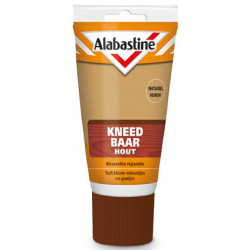 Alabastine Kneedbaar Hout Naturel 200Gr - 5096007