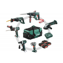 Metabo Combo Set Bouw 6.1
