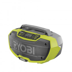 Ryobi R18RH-0 ONE+ 2 Speaker Radio met Bluetooth - 5133002734
