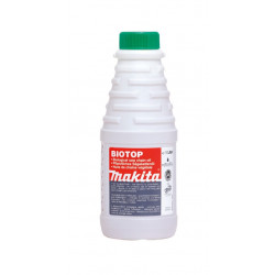 Makita Accessoires Kettingzaagolie biotop 1ltr