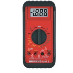 Benning Multimeter digitaal MM 2