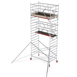 Altrex RS TOWER 42-S 6.2m Hout 185