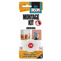 Bison Montagekit Original Tape Crd 1.5Mx19Mm*6 Nlfr - 6307738