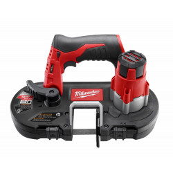 Milwaukee M12 BS-0 Li-Ion accu-bandzaagmachine