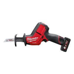 Milwaukee M12CHZ-602X Accu Reciprozaagmachine