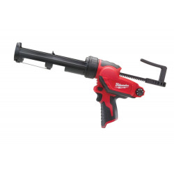 Milwaukee M12 PCG/310C-0 Li-Ion accu-kit-/lijmpistool