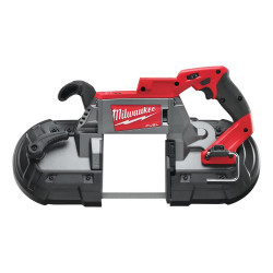 Milwaukee M18 CBS 125-0 Li-Ion bandzaagmachine FUEL