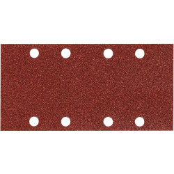 Makita Accessoires Schuurvel K80 93x228 Red G.