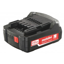 Metabo Accu-pack 14,4 V 2,0 Ah, Li-Power | 625595000