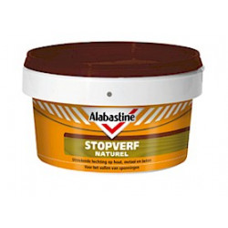 Alabastine Stopverf Naturel 500Gr 210056 - 6035390
