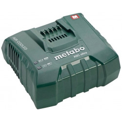 Metabo asc ultra supersnellader 14,4-36 volt