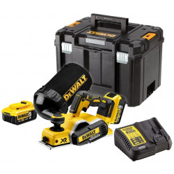 DeWalt DCP580P2 Accuschaafmachine 18v 5,0Ah Li-Ion