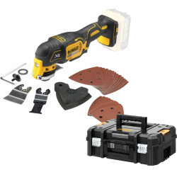 DeWalt DCS355NT Oscillerende multitool | body in TSTAK