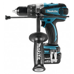 Makita DHP448RTJ Heavy Duty accu klopboormachine | 14,4v 5.0Ah Li-ion