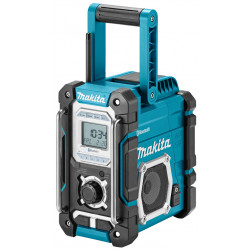 Makita DMR108 Bouwradio met Bluetooth