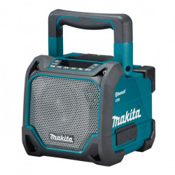 Makita DMR202 Bluetooth Speaker Ip64 met USB poort
