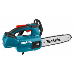 Makita DUC254Z 2x18 V Tophandle Kettingzaag 25 cm | zonder accu's en lader