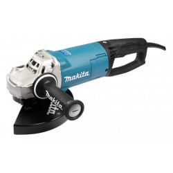 Makita GA9063RX02 Haakse slijper 230 mm In doos, met AV-greep