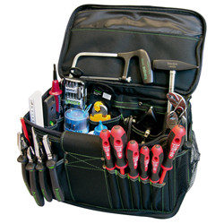 "Haupa Tool bag ""Trend Box Plus"" 25-delig"