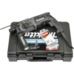 Makita HR2470BX40 boorhamer zwart | 780w 2.7J - limited edition