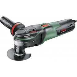 Bosch Groen PMF 350 CES Multitool in koffer - 350W - Oscillerend