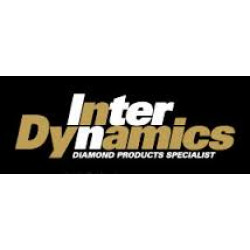 "Inter Dynamics Diamantboor Standard Droog R1/2"" Beton - 112x250mm"