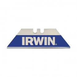 Irwin Bi-metal 'Blue' Safety Trap Blade | 5 stuks