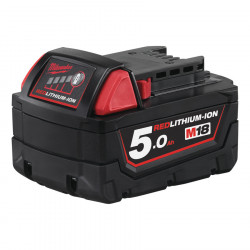 Milwaukee M18 B5 Accu (18 V / 5.0 Ah Li-Ion)