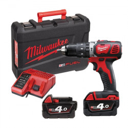 Milwaukee M18 BPD-402C accu Klopboormachine | 18v 4.0Ah Li-Ion
