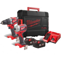 Milwaukee M18 CBLPP2A-402X Power Pack 18V | M18 CBLPD + M18 CBLID