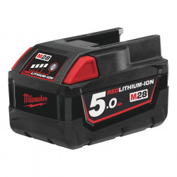 Milwaukee M28 B5 Accu (28 V / 5.0 Ah Li-Ion)