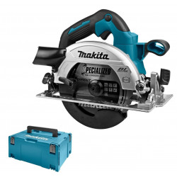 Makita DHS660ZJ - 18 V Cirkelzaag 165 mm Body - Zonder accu's en lader in Mbox