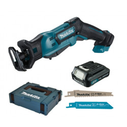Makita JR103DY1J 10,8v Reciprozaag | 1x 1.5Ah accu, in Mbox