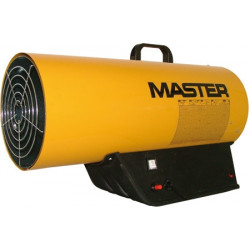Master Gasheater BLP 53 M, 52kW/220V, propaan