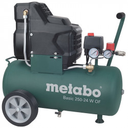 Metabo Basic 250-24 W OF Compressor | 220 l/min