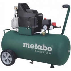 Metabo Basic 250-50 W Compressor | 200 l/min
