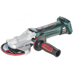 Metabo WF 18 LTX 125 basic | accu platkop slijper in Metaloc