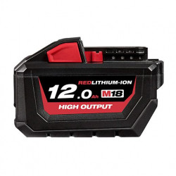 Milwaukee M18 HB12 accu (18 V / 12.0 Ah Li-Ion)